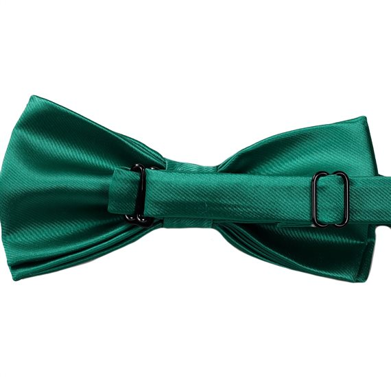 Green Emerald Bow Tie Reverse