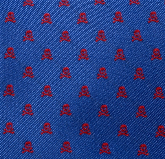 Botti 150 - Skull Tie Fabric