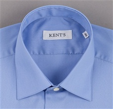 Kent's Blue Dress Shirt