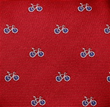 Botti 163 - Bicycles Tie Fabric