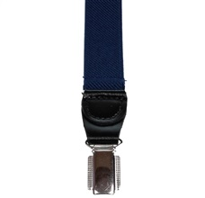 Blue Elastic Braces - Pisa 57