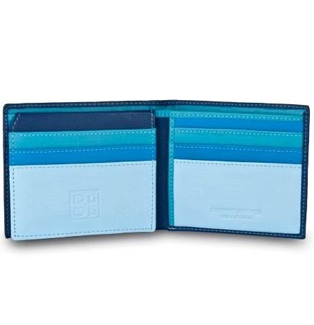 7c5e02fdd7d Billetera Hombre Multicolor Azul - Comprar en tienda online de venta ...