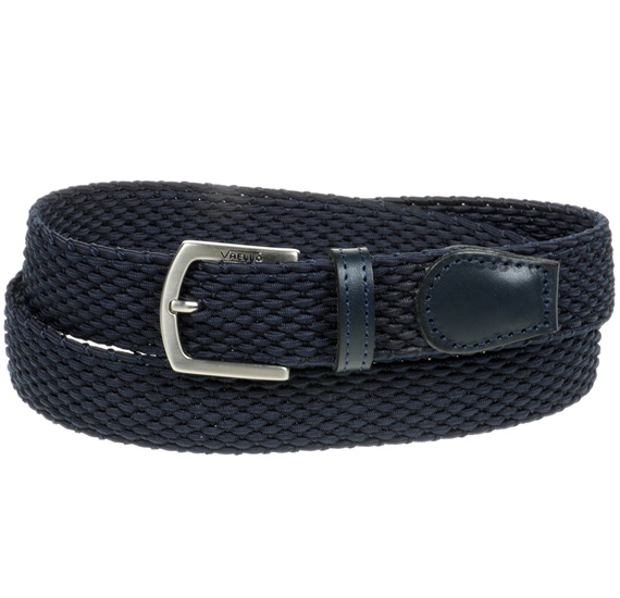0d7a469bd Cinturón Niño Trenzado Azul Marino - Comprar en tienda online de ...