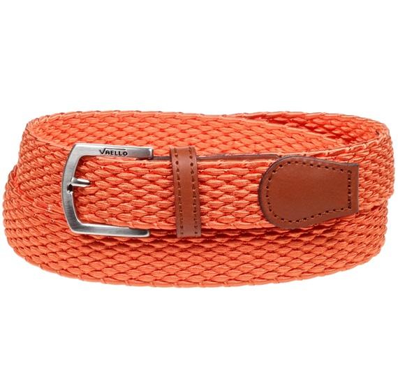 9676b5362 Cinturón Niño Trenzado Naranja - Comprar en tienda online de venta ...