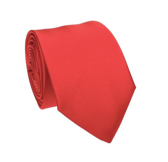 3721675a Corbata y Pañuelo Rojo