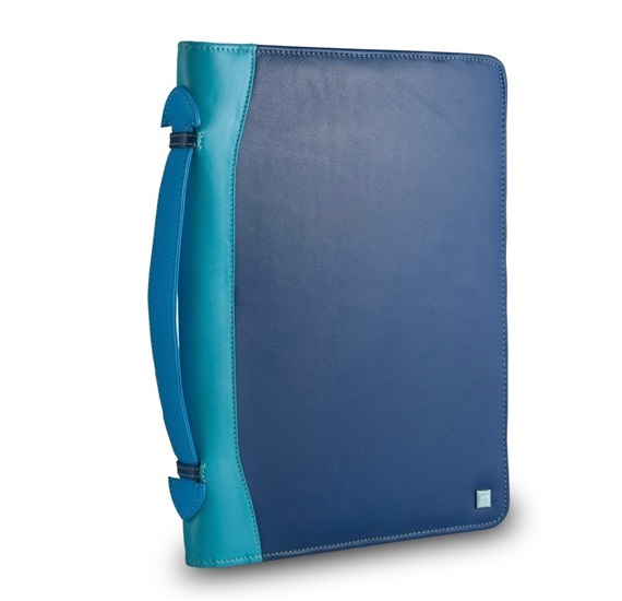 Maletin Ipad Azul