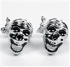 Pirate Sailor Skull Cufflinks