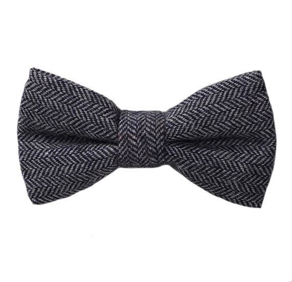 Blue Boy's Bow Tie