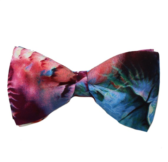 Silk Bow Tie Limited Edition