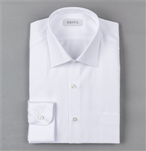 Camisa Kents Blanca Topos