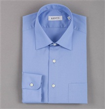 Kents Blue Dress Shirt