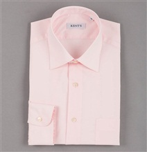 Kent's Pink Dress Shirt