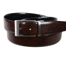 Leather Belt Reversible