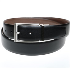 Two Side Black and Brown Reversible Belt