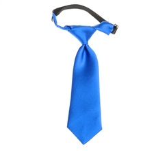 Royal Blue Baby's Tie