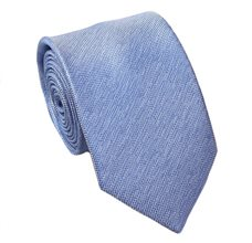 Blue Teenager's Tie