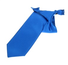 Royal Blue Boy's Tie