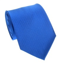 Royal Blue Silk Tie