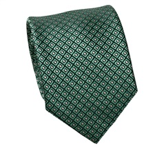 Green and Pink Design Tie