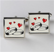 Alliances Cufflinks