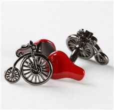 Bicycle and Chair Cufflinks