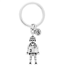Playmobil Football Player JR Keyring