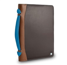 Brown Ipad Briefcases