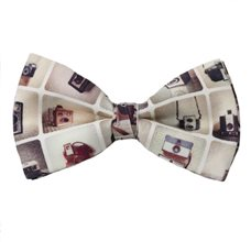 Bow Tie with Cameras-3