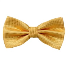 Yellow Dress Bow Tie