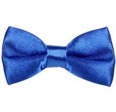 Royal Blue Boy's Bow Tie