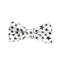 White Boy's Bow Tie Stars