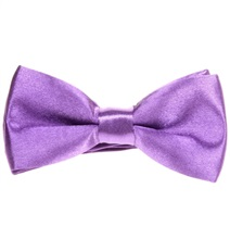 Purple Boy's Bow Tie