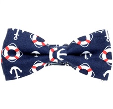 Nautical Boy's Bow Tie