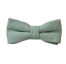 Green Boy's Bow Tie