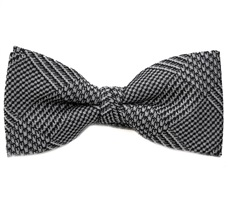 Prince of Walles Tartan Bow Tie
