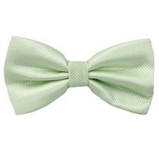 Light Green Bow Tie