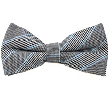 Prince of Wales Bow Tie and Pocket Square