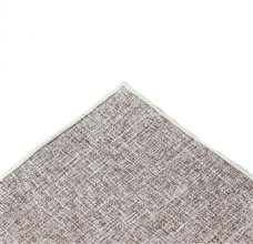 Beige Pocket Square