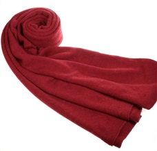 Light Garnet Men Pashmina