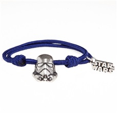 Pulsera Star Wars Trooper Azul