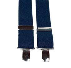Deep Blue Elastic Braces