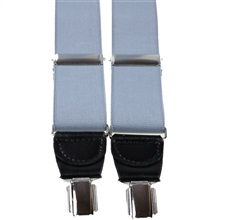 Grey Elastic Braces
