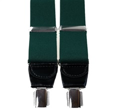 Dark Green Elastic Braces