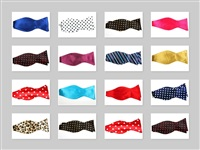 Self Bow Ties