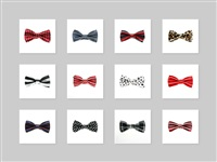 Printed Boy Bow Ties