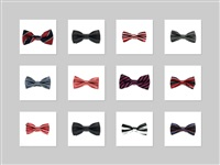 Striped Boy Bow Ties