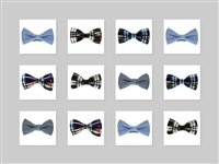 Tartan Child's Bow Ties