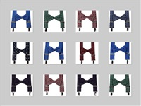 Bow Ties and Braces Set