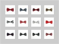Child's Silk Bow Ties